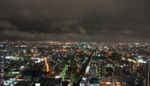 【札幌】札幌の景色・夜景を一望できる絶景ビューポイント